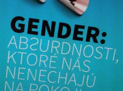Gender ideológia už aj na Slovensku
