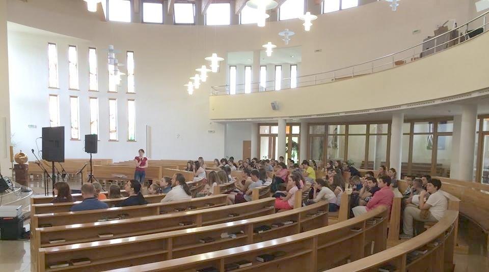 Prednáška pre žiakov ZŠ v Nitre