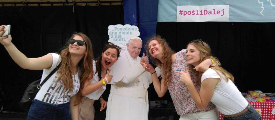 pápež mal na Lumene 2016 úspech :)