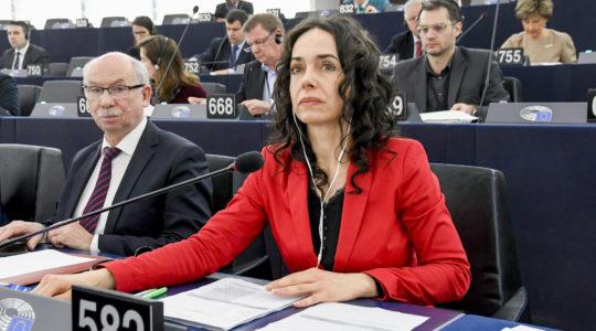 Aktivity poslankyne Európskeho parlamentu Miriam Lexmann (EĽS/KDH), jún 2021